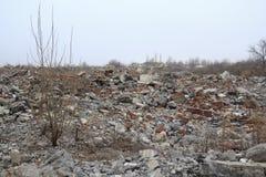 Dump Landscape Stock Images