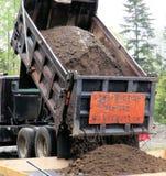 dump truck Foto de archivo libre de regalías