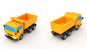 dump truck Photo libre de droits