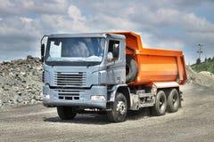 dump truck Imagen de archivo libre de regalías