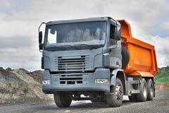 dump truck Imágenes de archivo libres de regalías