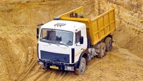 dump truck Stockfotografie