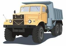 dump truck Immagine Stock Libera da Diritti