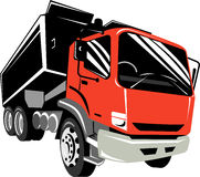 Dump truck Stock Photography