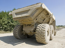 Dump truck Stock Photos