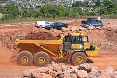 Dump Truck Stock Image