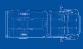 dump truck ilustración 3D Imágenes de archivo libres de regalías