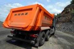 Dump truck KrAZ Royalty Free Stock Photo