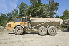 Dump truck Royalty Free Stock Image