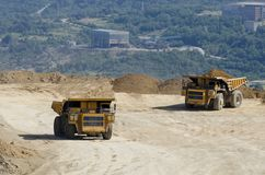 Dumper Royalty Free Stock Photography