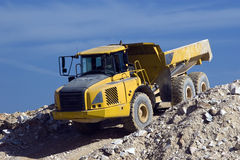 Dumper Royalty Free Stock Photo