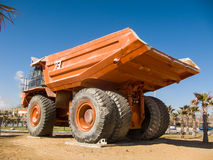 Dumper Royalty Free Stock Image