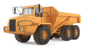 Dumper isolated Stock Photography