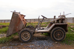 Dumper Stock Photo