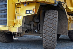Dumper truck Royalty Free Stock Photo