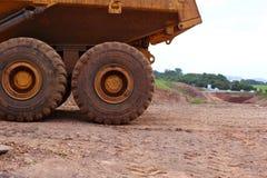 Dumper truck Stock Images
