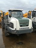 Dumper truck. For construction and mining, public works Stock Photos