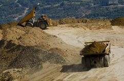Dumpers Stock Images