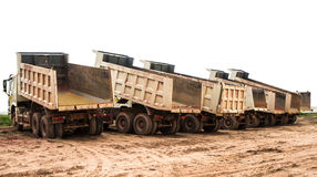 Dumpers. Stock Photos
