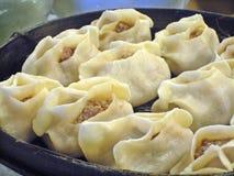 The dumpling Stock Photos