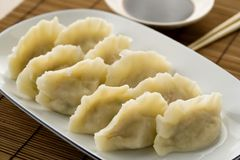 Dumpling of china Stock Photos