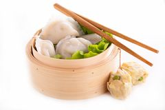 Dumpling Royalty Free Stock Image