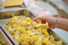 Dumpling Stock Photography