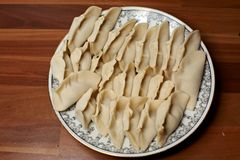 Dumpling Stock Photography