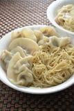 Dumpling Shanghai Noodle Stock Photography