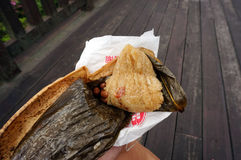 Dumpling at Yangmingshan Taiwan Royalty Free Stock Image