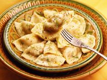 Dumpling1 Royalty Free Stock Photos