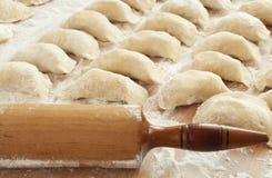 Dumplings Stock Image