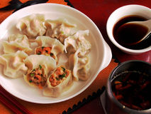 Dumplings Stock Image