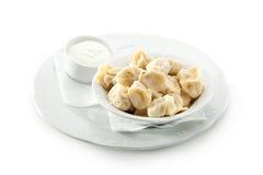dumplings Fotografia de Stock