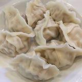 dumplings Foto de Stock