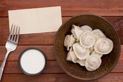 Dumplings Royalty Free Stock Photos