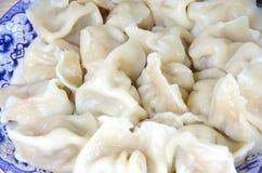 Dumplings. This is China's health food, dumplings Royalty Free Stock Image