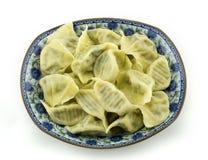 Dumplings. Chinese food, dumplings, just out of pot Stock Photo