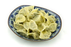 Dumplings. Chinese food, dumplings, just out of pot Royalty Free Stock Photography