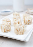 Dumplings with crab meat Royalty Free Stock Photos