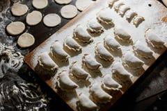 Dumplings Royalty Free Stock Photography