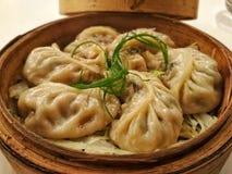 Dumplings / Dimsums / Momos Royalty Free Stock Photos