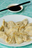 Dumplings for eat Royalty Free Stock Images