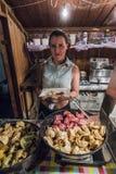 Dumplings festival Stock Photography