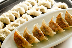 Dumplings Stock Photo