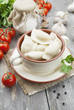Dumplings with meat Royalty Free Stock Image