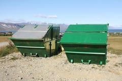 Dumpster Royalty Free Stock Photos