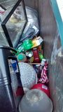 dumpster Fotografia de Stock Royalty Free