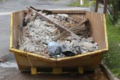 dumpster Immagini Stock Libere da Diritti