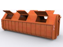 Dumpster Container Stock Images